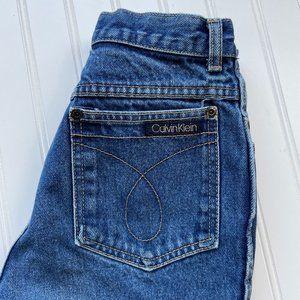 Vintage USA Calvin Klein Straight Leg Jeans 24